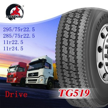 Transking drive tires TG519 hot sale in USA market
