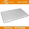 Wholesale customized bakery stainless steel metal cooking grills net/bread cooling trays/wire cooling rack uk