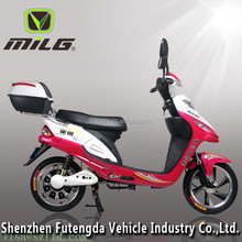 cool and fashion 48v 350w electric moped mini motorcycles for adults