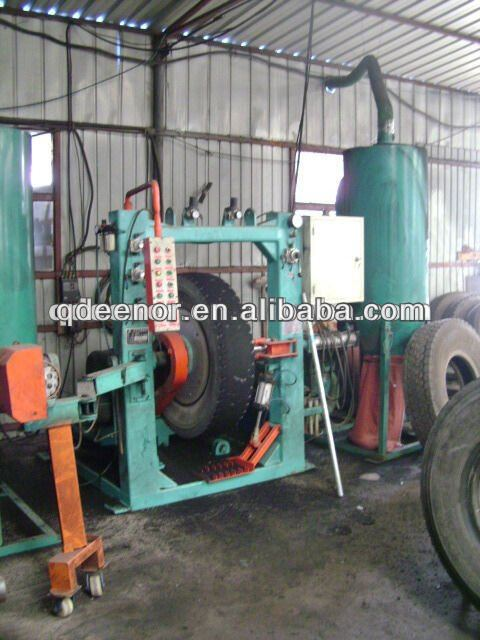 Used Tire Retreading Machine/Tyre Renewing Machine