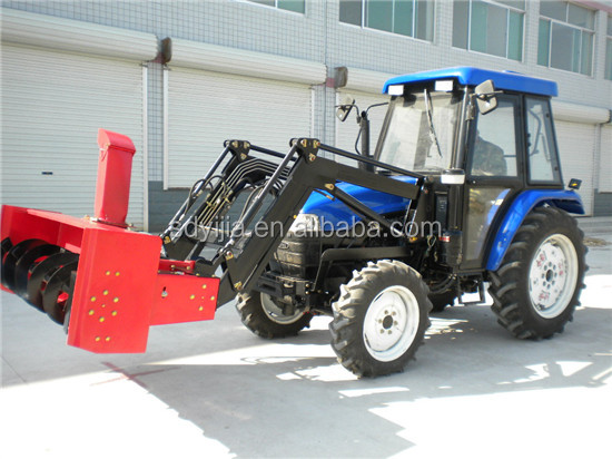 Hot sale CE approved snow blower for farm tractor front end loader