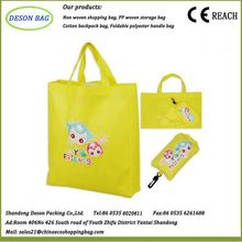 economical cheap spain style polyester school bag 2014 new year