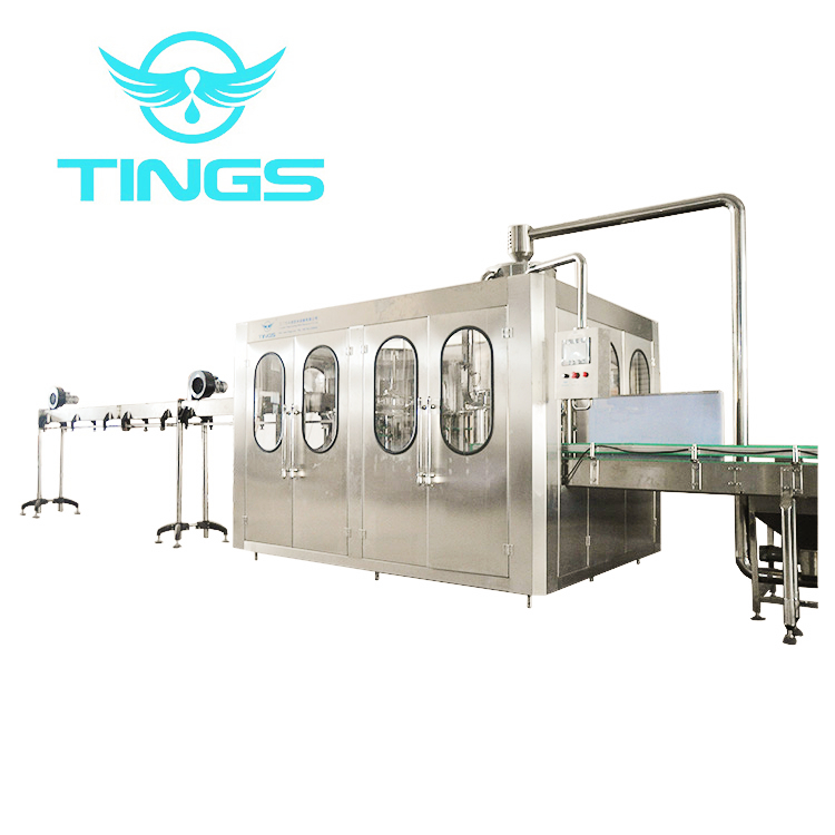 330ml bottle filling mineral water plant machinery cost/pet bottle filling machine cost