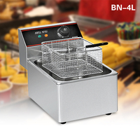 Electric Potato Deep Fryer/ Commercial Electric Fryer/ Fish Fryer