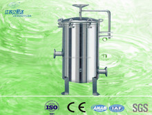 Pharmaceutical water treatment plants bag cartridge filter
