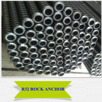 Hot R32N Self drilling rock bolt