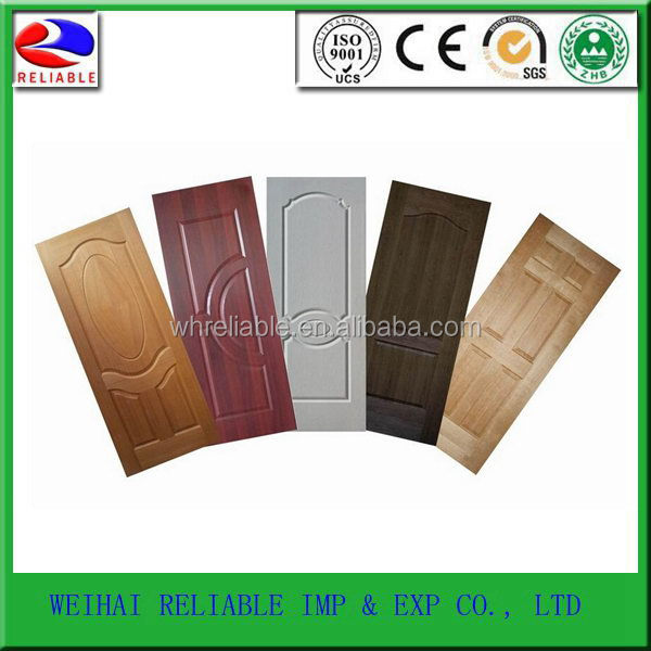 China supplier manufacture Professional veneer hdf door skin press line