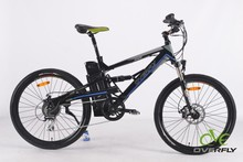 "26"" fat tyre cruiser beach bike with SIN wave controller"