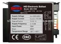 MH-70W HID electronic ballast