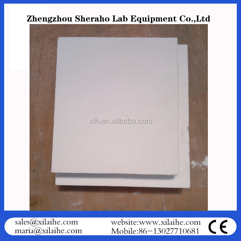 Cheap price 1260 alumina silicate heat insulation refractory Ceramic fiber board