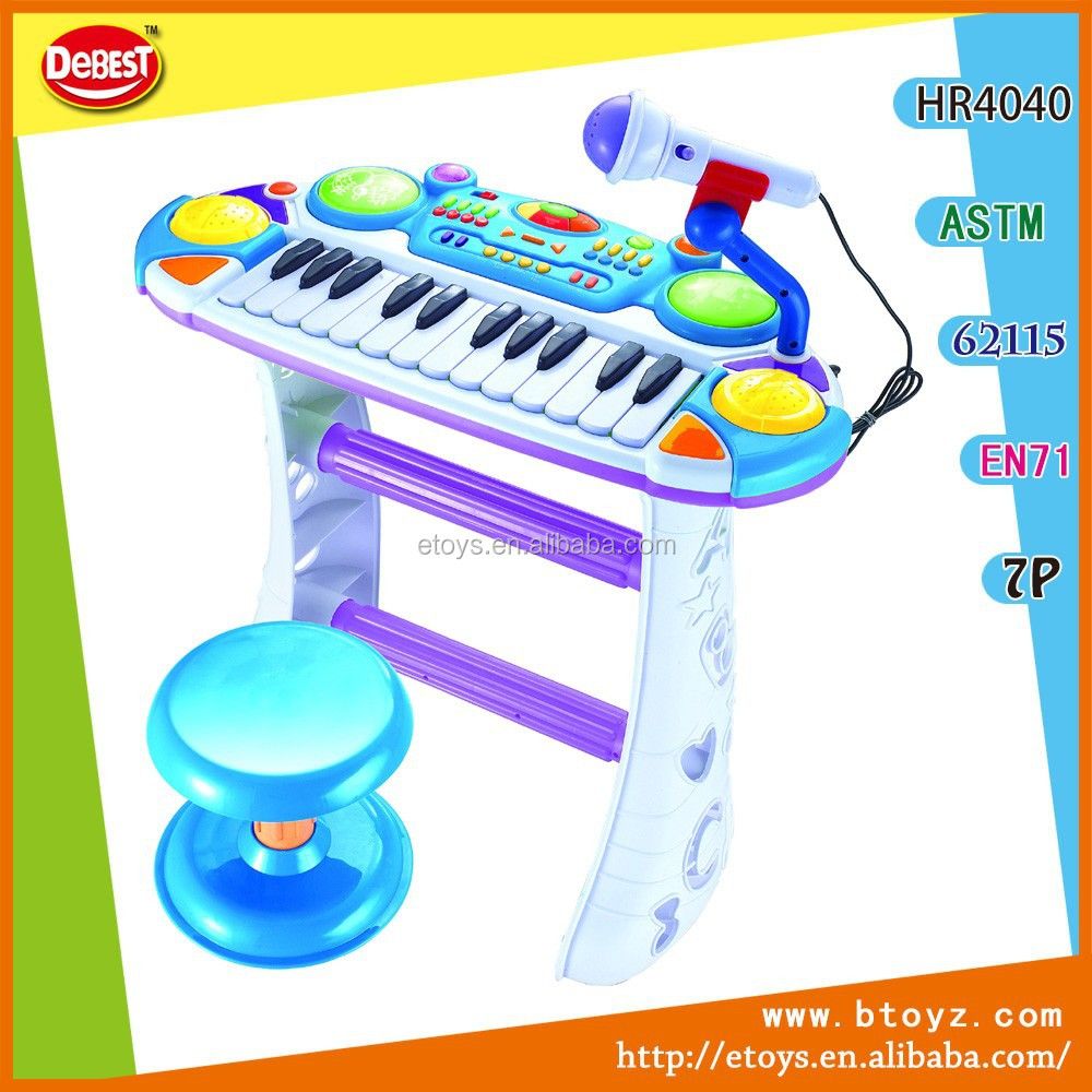 24 Keys Musical Toy Electronic Organ for Kids