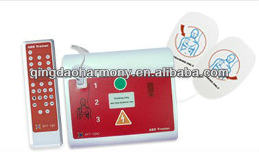 advanced AED trainer