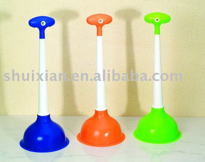 toilet cleaning tool plungers