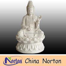 outdoor polished marble where to buy buddha statue NTMS-R079