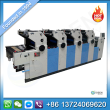 Digital 4 colour offset printer cheap computer direct web newspaper a3 a4 size mini four 4 color offset printing machine price