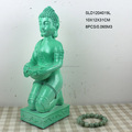 Religious polyresin plastic buddha statue for home table decor