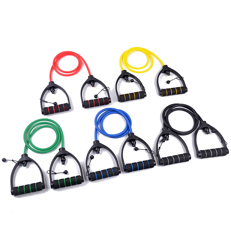 <strong>Resistance</strong> Training adjustable latex free <strong>resistance</strong> bands with handles