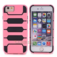 double layer pc+tpu Protectve cases mobile phone case for iphone 6 cover