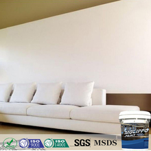 Flat Latex Antique White Wall Paint