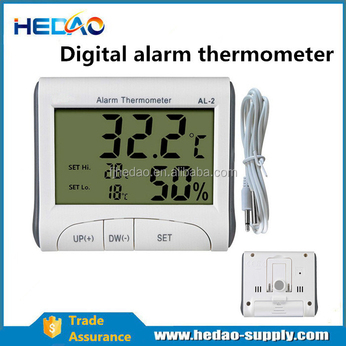 Household Using digital freezer thermometer with Alarm