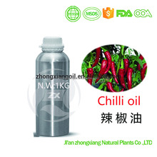 100% Pure Nature Red Chilli Oil For Export