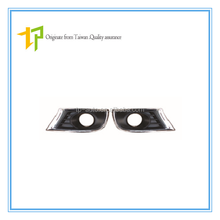 Nice fog lamp cover car decoration accessories for 2009 Camry Austria/Tailand/Taiwan/China