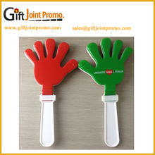 Newly Cheap Custom LOGO Big Plastic Noise Party Hand Clapper