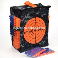 Target Pouch Storage Bag Carry Equipment Bag for Children Toy GUN
