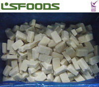 Chinese IQF mashed garlic of good quality