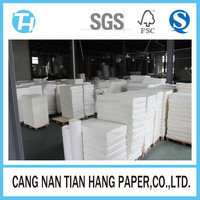 TIAN HANG high quality wood pulp sheet for paper cups
