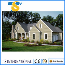 Guangzhou high quality steel structure canadian prefabricated wood house