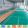 indoor PVC floor gemstone lichee badminton sports flooring