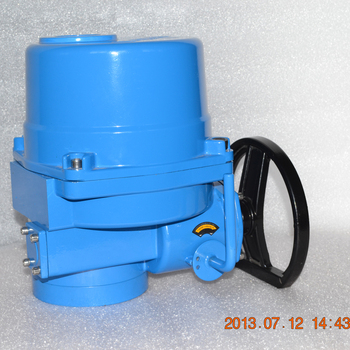 China made switch type electric actuator 4-20ma