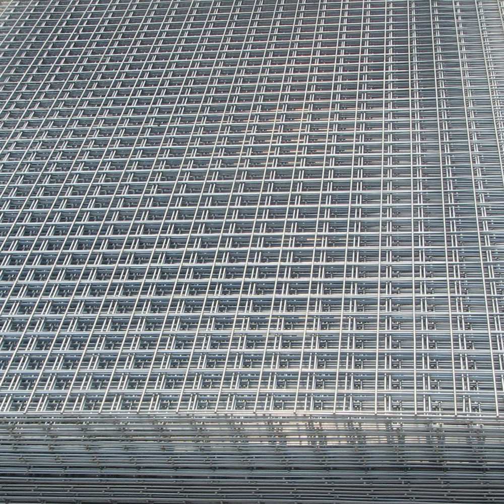 6x6 Welded Wire Fence Panels Concrete Reinforcement Wire