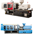 bimetal screw plastic injection machine