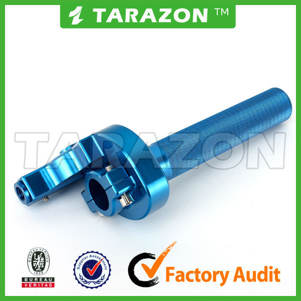 Pit bikes aluminum alloy throttle lever clamp from Tarazon in China