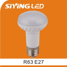 LED A60 Bulb 8W e27 led bulb with CE and RoHS with aluminum housing R63 led lamps