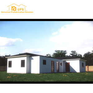 China supplier prefabricated 2 bedroom modular homes for family