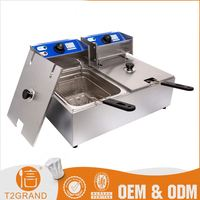 Cheap Price Oem Professional Multipurpose Deep Kitchen Dry Fryer