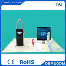 2016 newest smart Nokelock GPS/Beidou tracker for container truck real time position electronic lock
