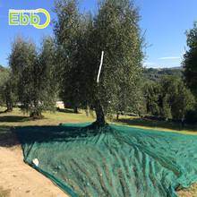 HDPE olive netting for cllect olive harvest