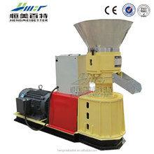 Farm or Home Use Biomass Rice Straw Small Wood Pellet Mill