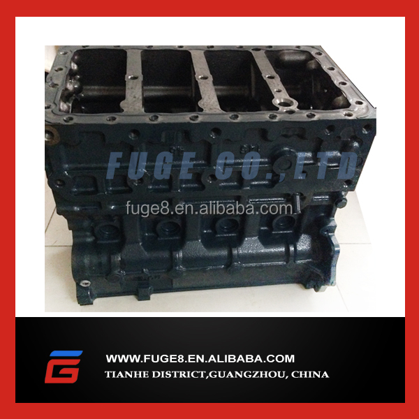 Kubota V2203 cylinder block, engine block original parts 1A083-0101-3 1A083-0101-4