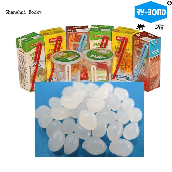 Food Grade Hot Melt Adhesive for Straw Attachment