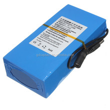 Hot sale power 12v 20ah lithium ion battery 18650 pack rechargeable supply for camera speaker car