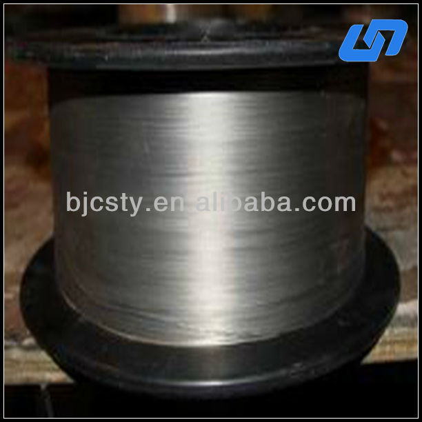 ASTM most competitive titanium welding wire in coil