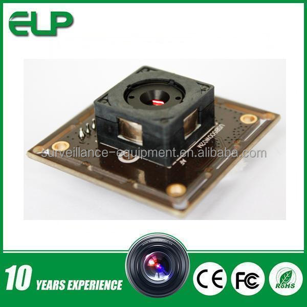 Auto Focus Omnivision OV5640 CMOS camera module for eletronical machine vision ELP- ELP-USB500W02M