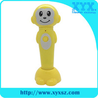 Hot Selling Smart English spanish arabic russian Talking pen book for kids language learning