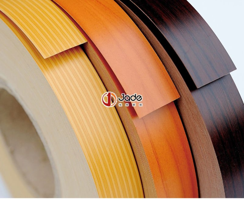 High Quality PVC Edge Banding for High-end Furniture