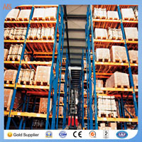 Steel Heavy Duty Goods Shelf/Warehouse Racks/Storage Goods Shelf for Supermarket